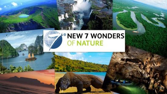 New 7 Wonders of Nature 11-11-11