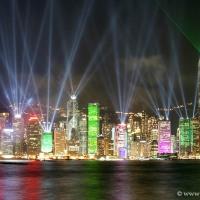 Symphony of Light, Symphony of Glamour (Hongkong-Shenzhen-Macau part 1)