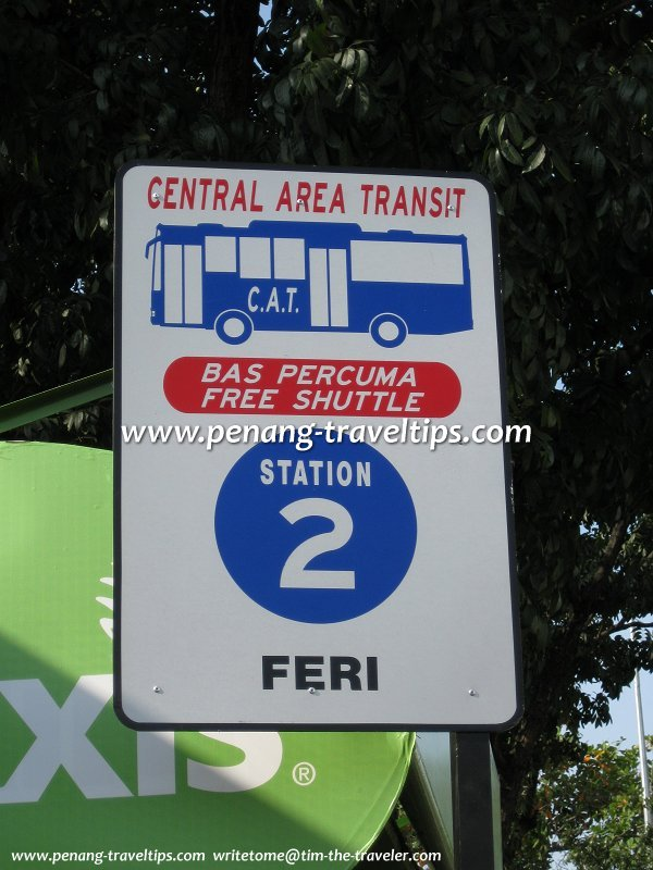 ferry-bus-terminal-signage