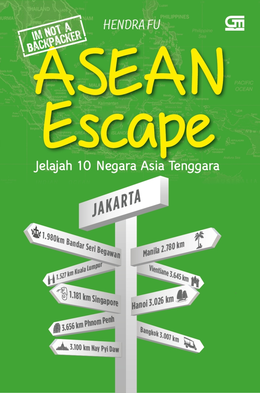 ASEAN ESCAPE cover